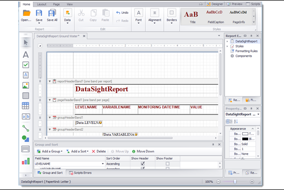 DataSight Version 3.3 Released